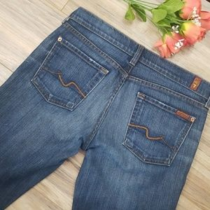 7 For All Man Kind🌹Bootcut🌹Size 29
